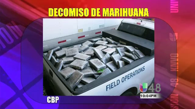 Patrulla Fronteriza Logra Interceptar Cargamento De Droga