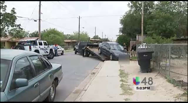Autor De Una Persecucin Es Arrestado En McAllen