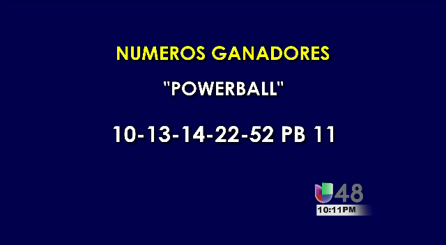La Fiebre Del Powerball En El Valle
